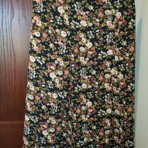 Companie Internationale Express Floral Skirt